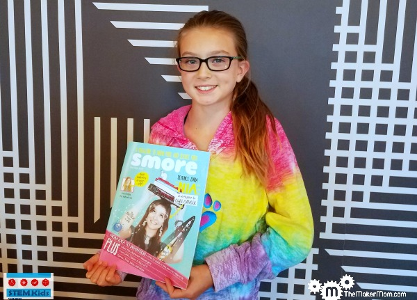Smore magazine for girls who like STEM (and boys, too)!